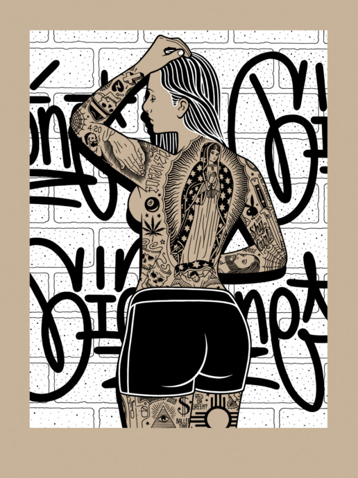 Mike Giant – Black Book Gallery